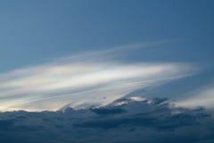 Blue sky cloud Royalty Free Stock Photo