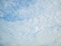 Blue sky and cloud. Blue sky and cloud for wallpaper Royalty Free Stock Photo
