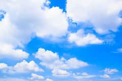 Blue sky and Clouds Background 180930 royalty free stock image