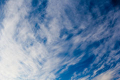 Blue Sky With Clouds during Daylight Royalty Free Stock Photos