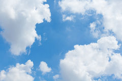 Blue Sky Royalty Free Stock Photo