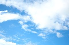 Blue sky Royalty Free Stock Images