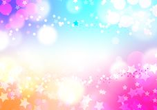Colorful glister Background