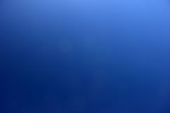 Blue Sky Gradient Royalty Free Stock Photo