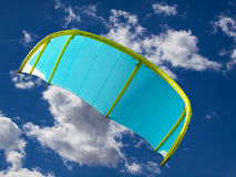 Blue sky and kite Royalty Free Stock Photo