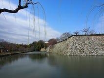 Sky Castle Osaka Japan Travel royalty free stock image