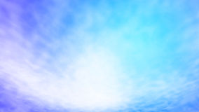 Blue Sky Rainbow on texture background. Royalty Free Stock Images