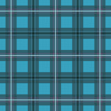 Blue sky Scottish pattern Royalty Free Stock Photography