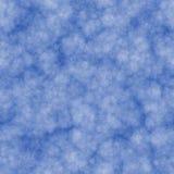 Blue sky, seamless pattern Royalty Free Stock Photos