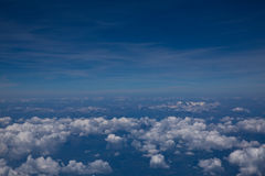 The Blue Sky Royalty Free Stock Image