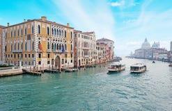 Blue sky in Venice Stock Image