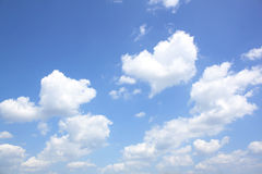 Blue Sky Weather Nature Royalty Free Stock Image