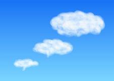 Blue sky Royalty Free Stock Photography