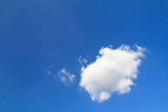 Blue sky Royalty Free Stock Image