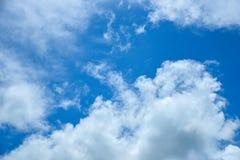 Blue sky. Stock Photography
