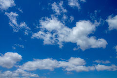 Blue sky Stock Photography