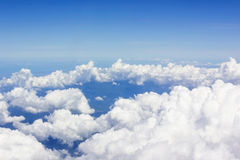 Blue sky Royalty Free Stock Photography
