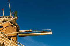 Blue Sky Windmill Stock Photos