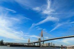 Free Blue Sky With Brigde Stock Photo - 56313720