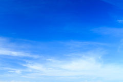 Free Blue Sky With Clouds Stock Photo - 40819980