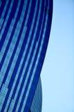 Blue skyline Royalty Free Stock Image