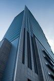 Blue skyscraper Stock Image