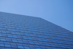 Blue skyscraper Royalty Free Stock Photo