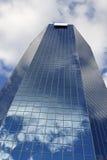Blue skyscraper in Lexington Royalty Free Stock Photos
