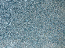 Blue Slippery Industrial Matting Floor. From iPhone5 royalty free stock photography