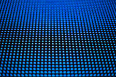 Blue smd led video wall Stock Photos