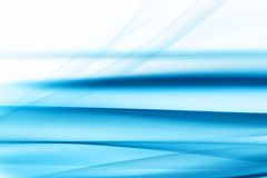 Blue smoke. Abstract background close up Royalty Free Stock Image