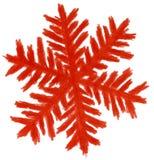 Blue snowflake Stock Photo