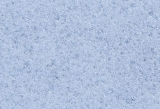 Blue snowy background Stock Photography