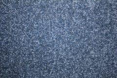 Blue soft cozy carpet texture background Stock Images