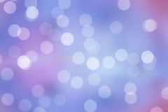 Blue sparkle bokeh background Royalty Free Stock Images
