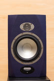 Blue Speaker Royalty Free Stock Photos
