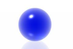 Free Blue Sphere Stock Photos - 7534073