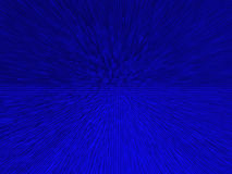 Blue spiky background Royalty Free Stock Image