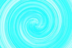 Blue spiral abstract background texture Royalty Free Stock Photography