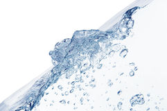 Blue Splash Stock Photos