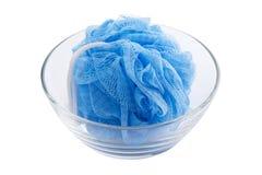 Blue spong Stock Images