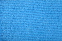 Blue sponge foam as background texture Royalty Free Stock Photography