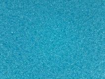 Blue sponge texture Stock Image
