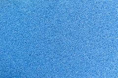 The blue sponge texture Royalty Free Stock Image