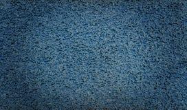 Blue sponge texture Royalty Free Stock Photography