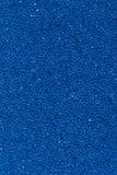 Blue sponge texture background Royalty Free Stock Image