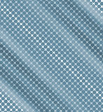 Blue spot pattern Royalty Free Stock Images
