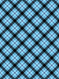 Blue square pattern Stock Photos