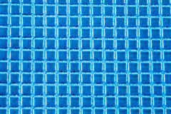 Blue squared background Royalty Free Stock Photo