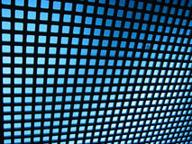 Blue Squares Stock Image